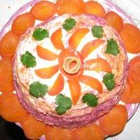 Овощной торт. :: Владимир Драгунский