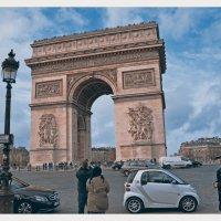 Красивая арка мира.. :: Валентина Потулова