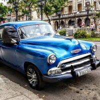 Blue Chevrolet :: Arman S