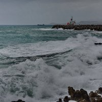 Ретимно (Крит), море :: Владимир Брагилевский