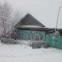 Старый дом. :: Надежда Труфанова