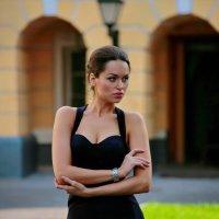 В городе летом :: М. Дерксен Derksen