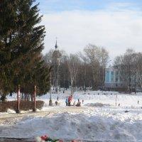 Великие Луки 5 февраля... :: Владимир Павлов