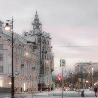 Тургеневская площадь. Москва :: Валерий Смирнов