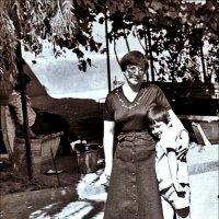 1980-й - 5 лет :: Нина Корешкова