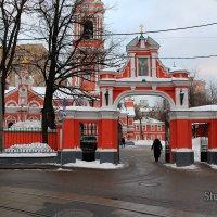 Москва зимой :: Sergey Ganja