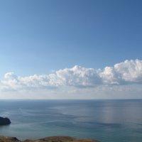 Утро на море. :: Павел Н