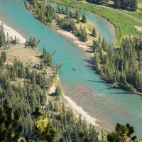 река Боу :: Константин Шабалин