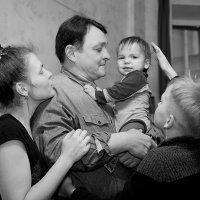 Трижды папа,дважды дед. :: Elena