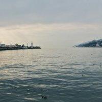 Окошко солнышка над морем :: Варвара