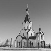 Храм Новомучеников и исповедников Орехово-Зуевских :: Юрий Бичеров