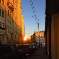 На работу :: Андрей Лукьянов