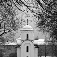 Ольгинская часовня :: Fededuard Винтанюк