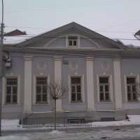 Дом М.Е.Салтыкова-Щедрина в Рязани :: Tarka