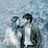 Инфрокрасное фото на свадьбе :: Егор Чеботаренко