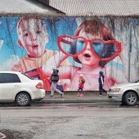 Дети в городе :: Андрей Майоров