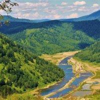 Речная долина :: Сергей Чиняев