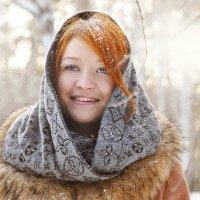 Зимняя прогулка :: Яна Спирина