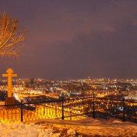 Крвсноярск (Вид с Часовни Праскевы Пятницы) :: NюRа;-) Ковылина