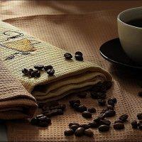 Утренний кофе - один из вариантов. :: Валерия  Полещикова