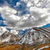 Горы Киргизии :: Евгений Мезенцев