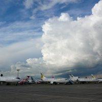 Ушедшие авиакомпании... :: Alexey YakovLev