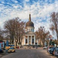 Весенняя Одесса. :: Вахтанг Хантадзе