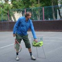 Теннис :: СДЦ Алексеевский