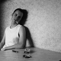 мужчина с сигаретой :: IIITEPH Stern