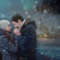 Зимняя сказка :: Вера Сафонова