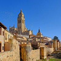 Сеговия, Испания :: Евгений Мунтян