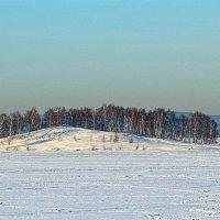Зимний Екатеринбург.остров Баран. :: megaden774