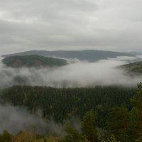 С туманами наедине... :: Сергей Герасимов