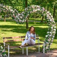 В городском парке :: Сергей Хомич