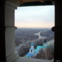 Взгляд сквозь окно :: Татьяна Пальчикова