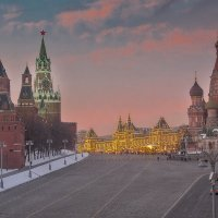 Торговая площадь страны :: Ирина Шарапова