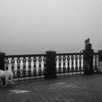 Смотрящие в туман :: Анатолий Шулков