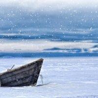 Зимний берег Байкала :: Дмитрий Головин