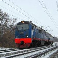 2ТЭ25К - 0014 :: Сергей Уткин
