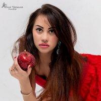 Райское яблочко :: Юлия Трошина
