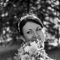 Летние свадьбы.... Невеста. :: Константин Антошкин