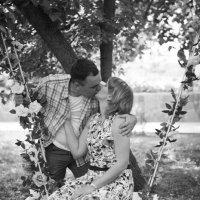 ...поцелуй среди жаркого лета... :: Юлия Шабеева