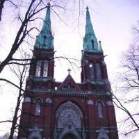 Прогулка по  Хельсинки :: Ольга Васильева