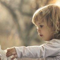 читающая леди :: Лилия .