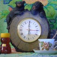 Время пить чай 3 :: Валентин Когун
