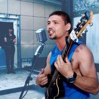 Вплетая в аккорд заветную мечту! :: Виктор Никаноров