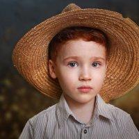 Мальчик в шляпе :: Римма Алеева