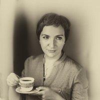 За чашечкой кофе :: Андрей Михайлин
