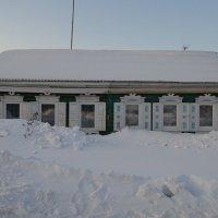 Зима в Омске :: Savayr