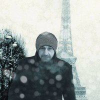 ..Ах милый Ваня, я  гуляю по Парижу....) :: Анатолий Михайлович